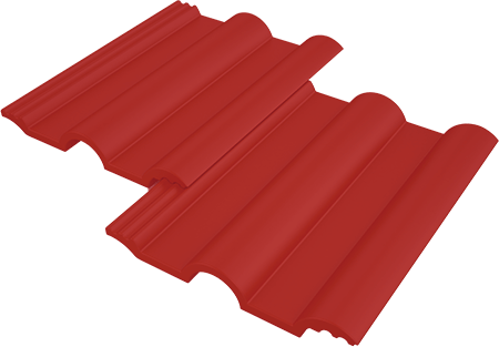 mexican red roof tiles