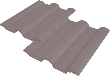 oslo gray roof tiles