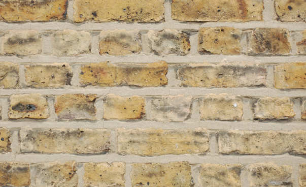 wall brick render cleaning