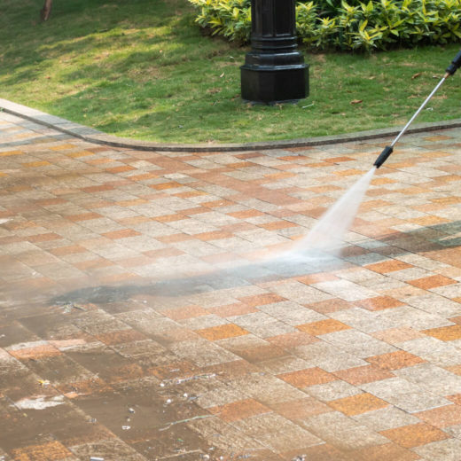 monoblock driveway cleaning glasgow