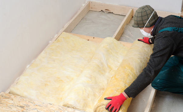 Floor Insulation Glasgow